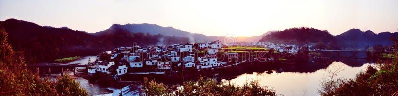 Landschap van China royalty-vrije stock foto's