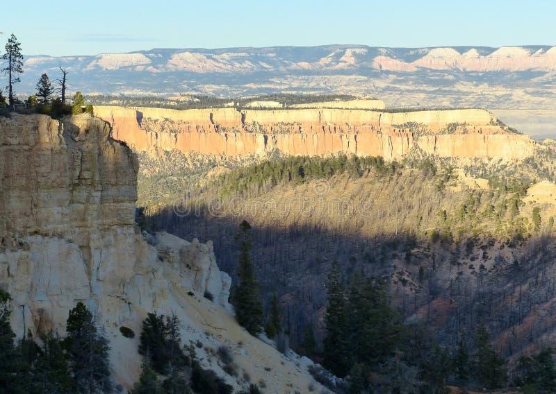 Landschap van het Park van de Canion van Bryce het Nationale stock foto's