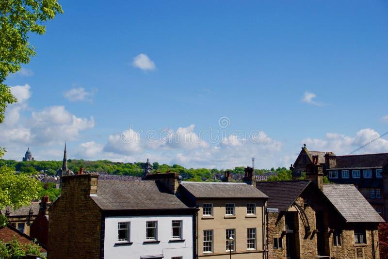 Landschap van Lancaster royalty-vrije stock foto