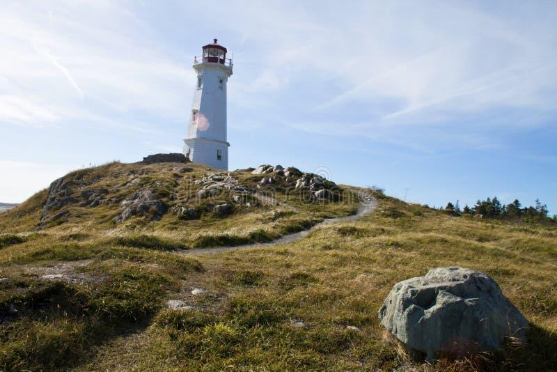 Landschap van Nova Scotia stock foto