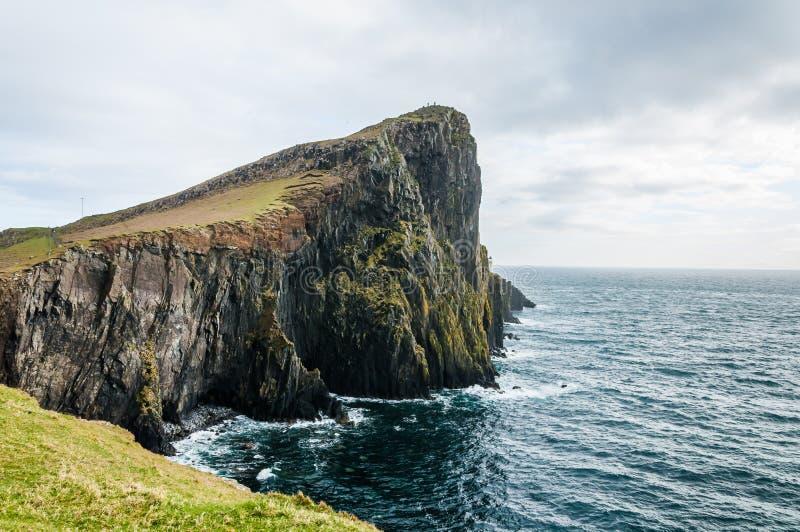 Landschap van Schotland stock afbeelding