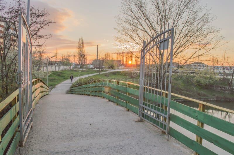 Download Landschap Van Stadspark Yambol Stock Foto - Afbeelding bestaande uit milieu, harmonisch: 39111768