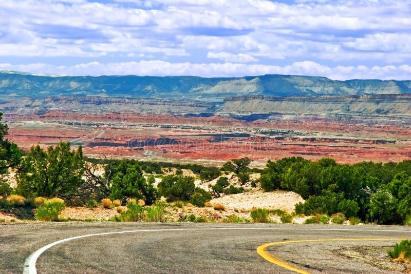 Download Landschap van Utah stock afbeelding. Afbeelding bestaande uit adembenemend - 10778859