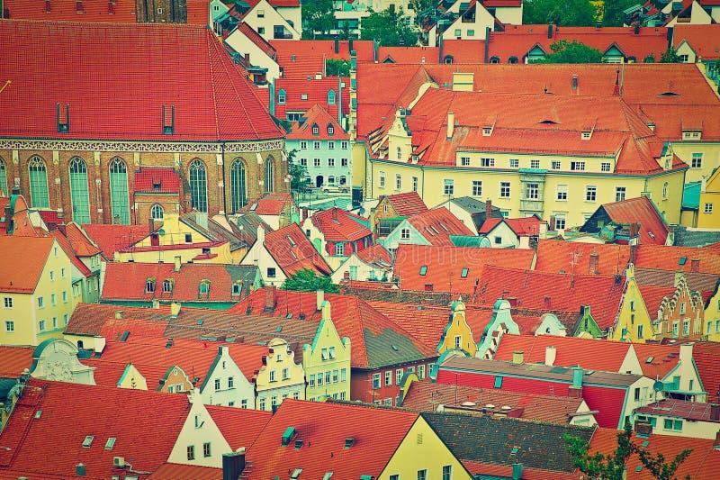 Landshut lizenzfreie stockfotografie