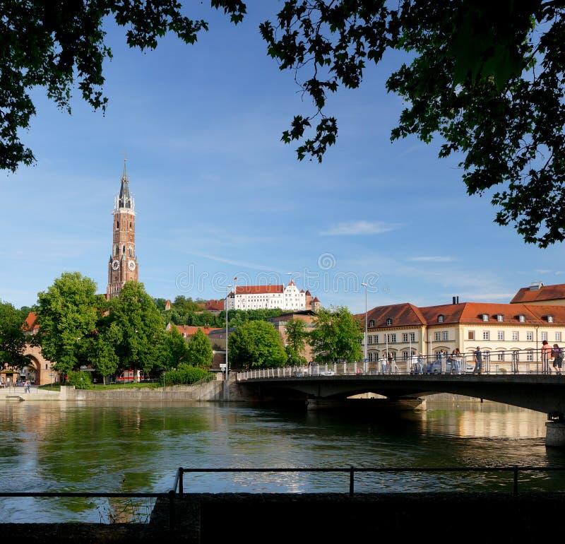 Landshut стоковые изображения