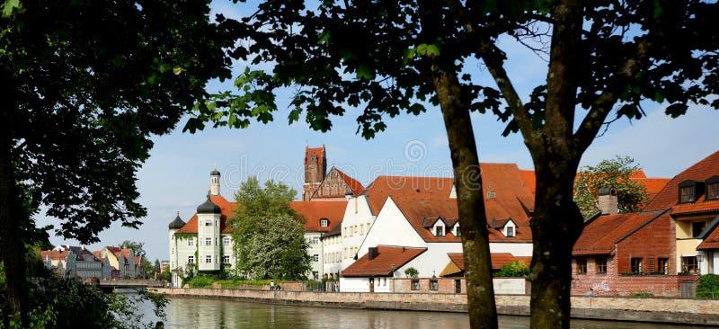 Landshut royaltyfria bilder