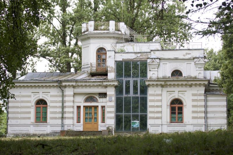 Landsitz Belaya-Datscha, Minsk, Weißrussland stockbilder
