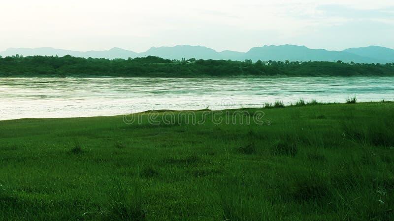 Landskap Abatabad fotografering för bildbyråer