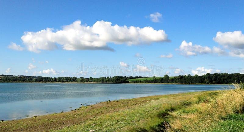 Landskap av Brittany France royaltyfria bilder