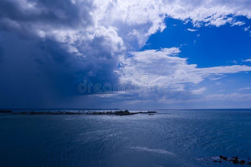 Landskap av Puerto Rico royaltyfri fotografi