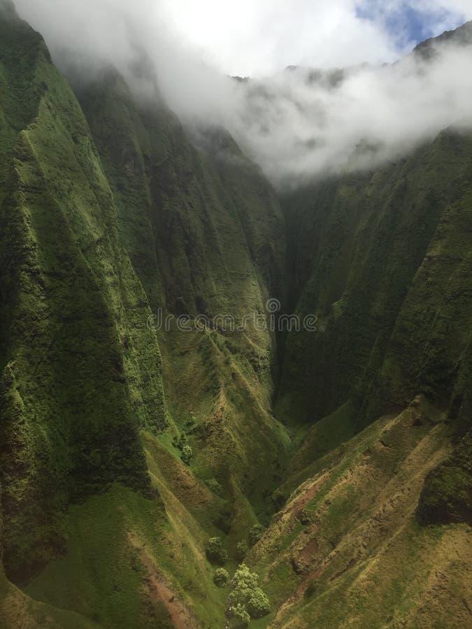 Landskap Kawaii royaltyfri foto
