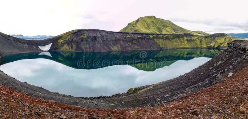 Landskap på ön royaltyfria bilder