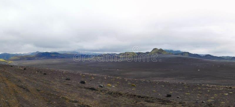 Landskap på ön royaltyfri fotografi