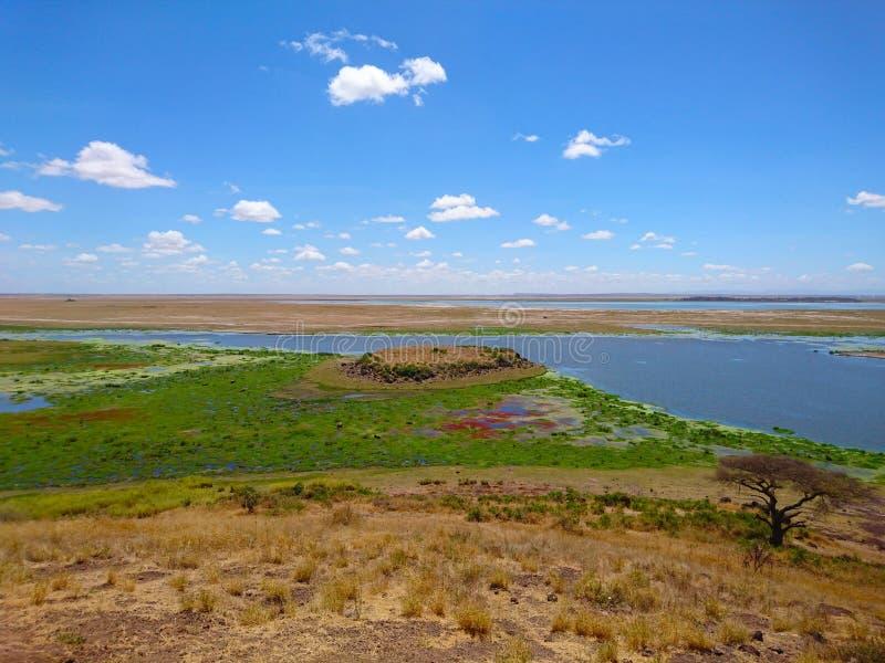 Landskapbild för bakgrundsbruk royaltyfri foto