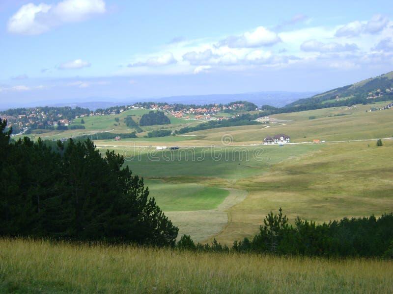 Landskape стоковое изображение rf