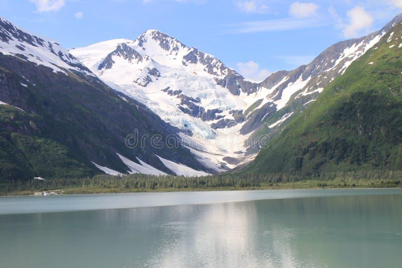 Landskape d'Alaska image libre de droits