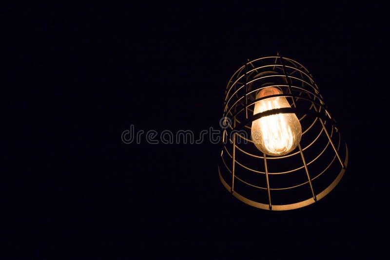 Landslampan arkivfoto
