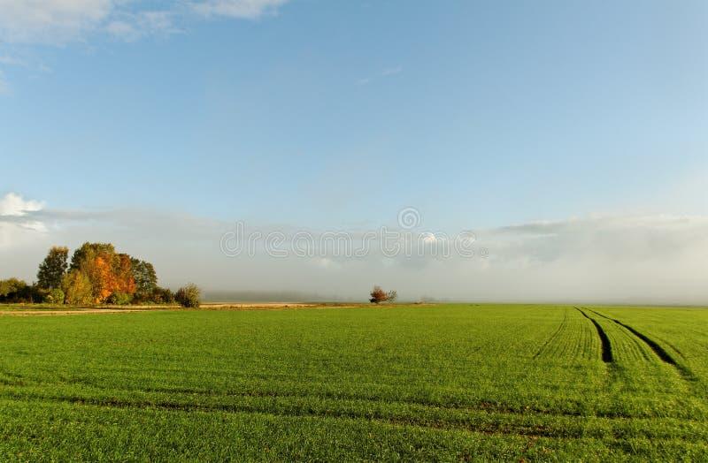 Landsliggande. royaltyfria foton