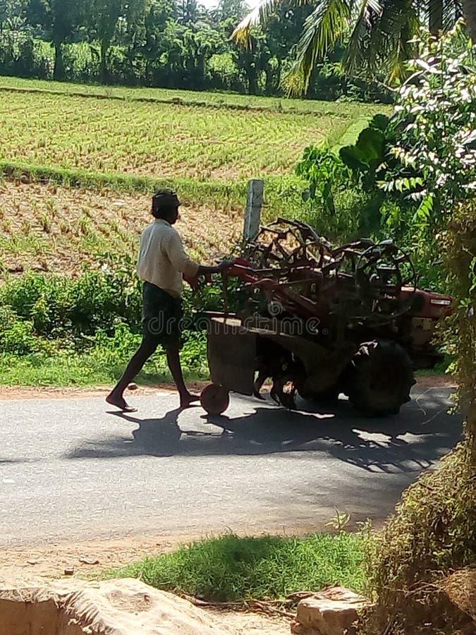 Landwirt stockfoto