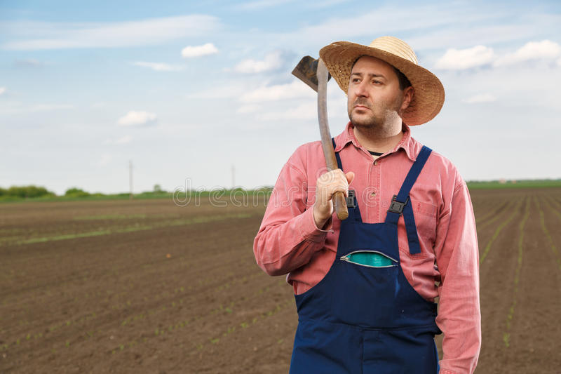Landwirt stockbilder