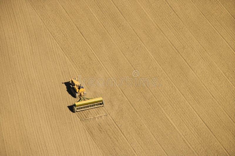 Landwirtschaftliche Landwirtschaft. lizenzfreie stockfotos