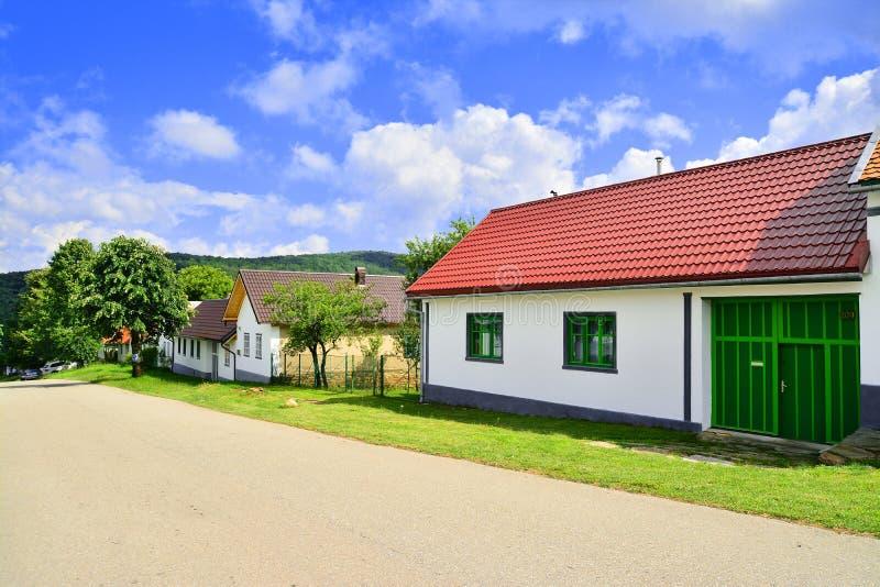 Landwirtschaftliches Rumänien lizenzfreies stockfoto