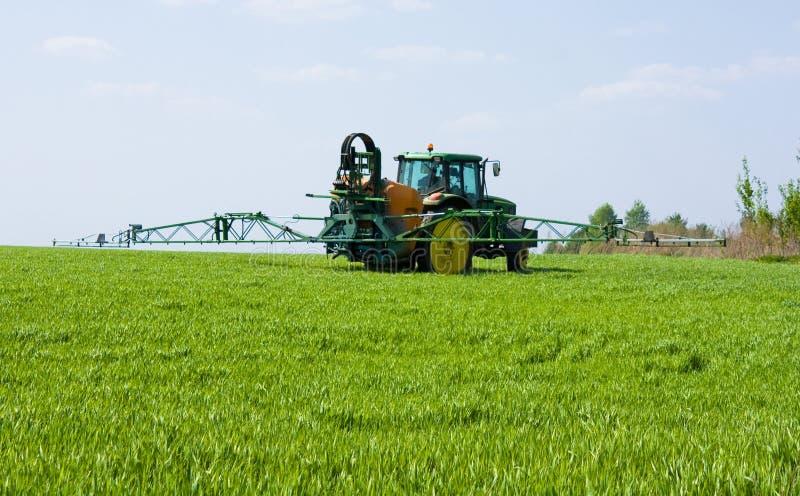 Landwirtschafttraktor lizenzfreies stockbild