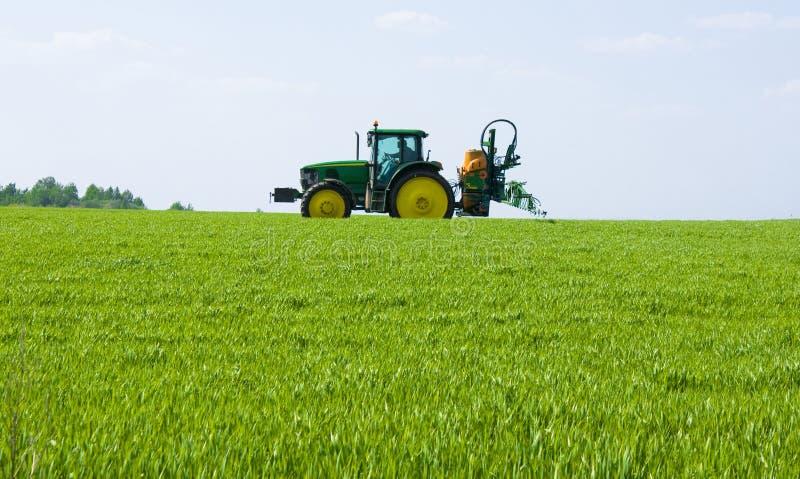 Landwirtschafttraktor lizenzfreie stockfotos