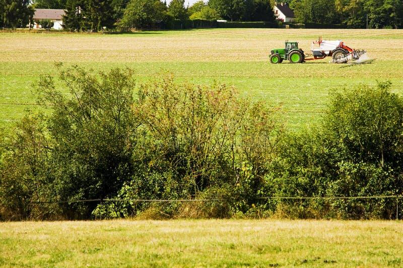 Landwirtschafttraktor stockbilder