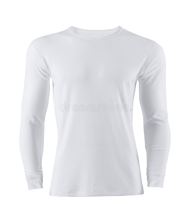 Langärmliges T-Shirt stockfotos