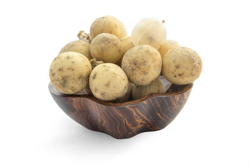 Lang-καθισμένα φρούτα στοκ φωτογραφία