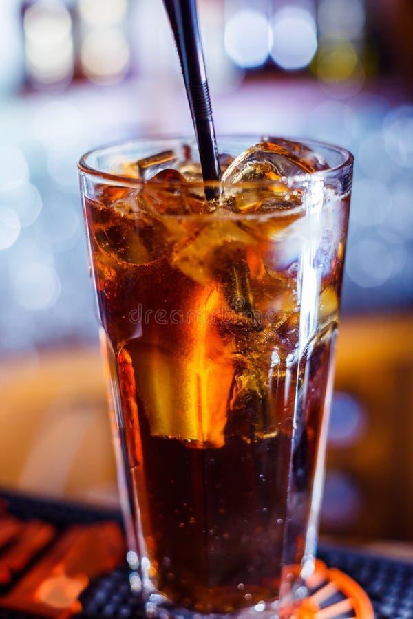 Lange cocktail royalty-vrije stock foto's