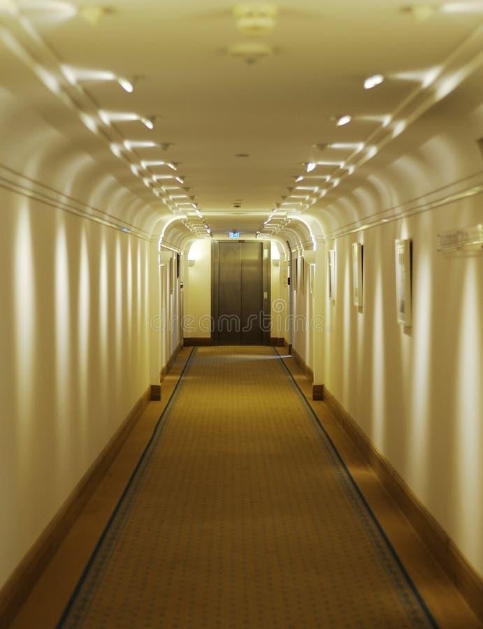 Download Lange En Lege Vloer In Kuuroordhotel Stock Illustratie - Illustratie bestaande uit meubilair, hotels: 39112304
