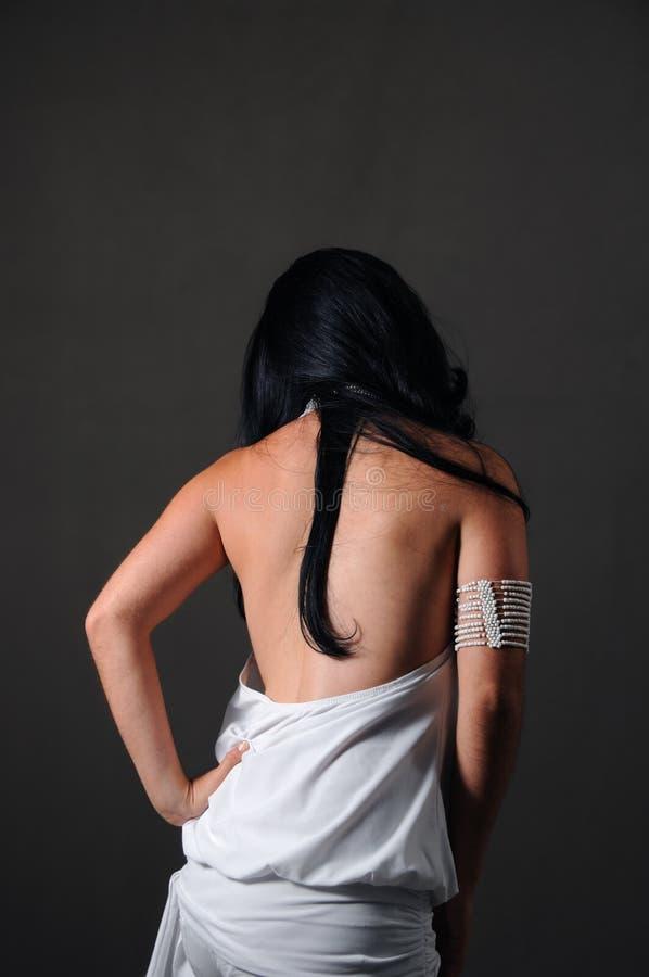 Lange Haarschönheit Kostenlose Stockbilder