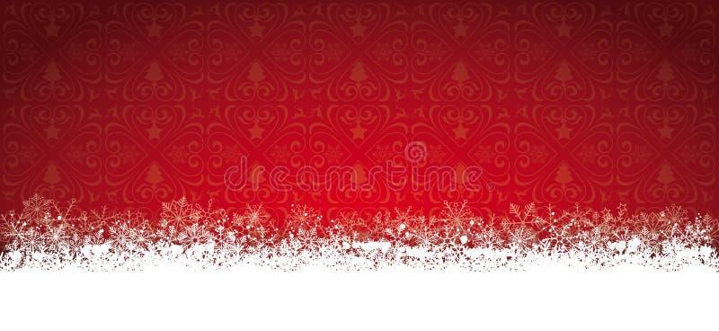 Rote Weihnachtskarten.Rote Weihnachtskarten Abdeckungs Winter Schneeflocken Uhr 2017