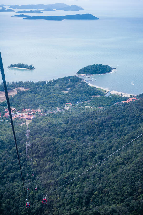 Download Langkawi Cable Car stock photo. Image of nature, travel - 33508848