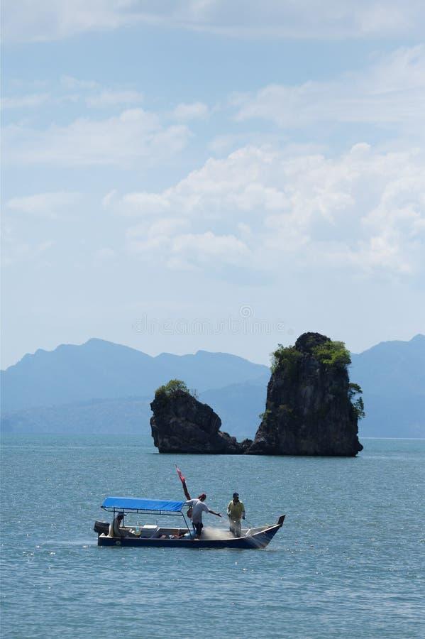 Free Langkawi Fishermen Stock Photography - 5142052