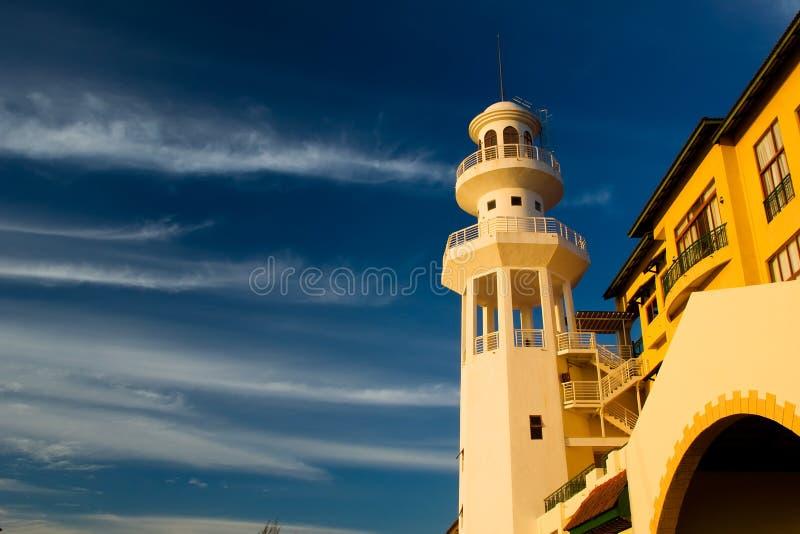 Langkawi sea hill sky royalty free stock photos