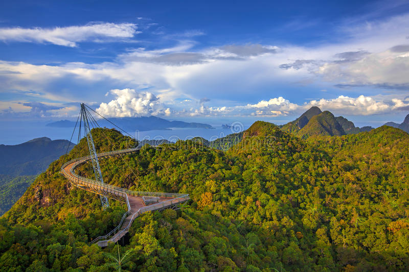 Download Langkawi viewpoint stock photo. Image of langkawi, high - 35262460