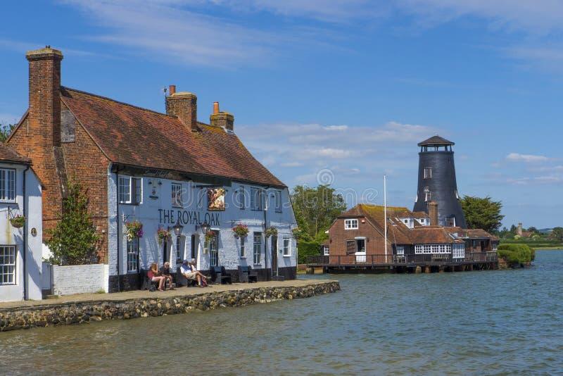 Langston schronienie, Hampshire, Anglia zdjęcia royalty free