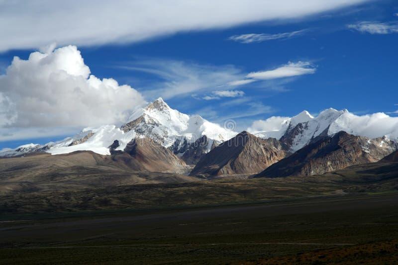 Langtang góra obrazy royalty free