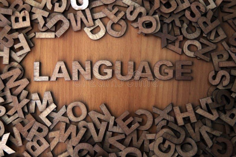 Language stock image