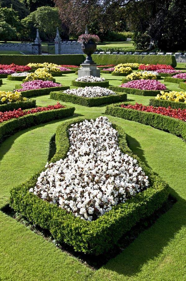 Download Lanhydrock House Gardens stock photo. Image of british - 33633908