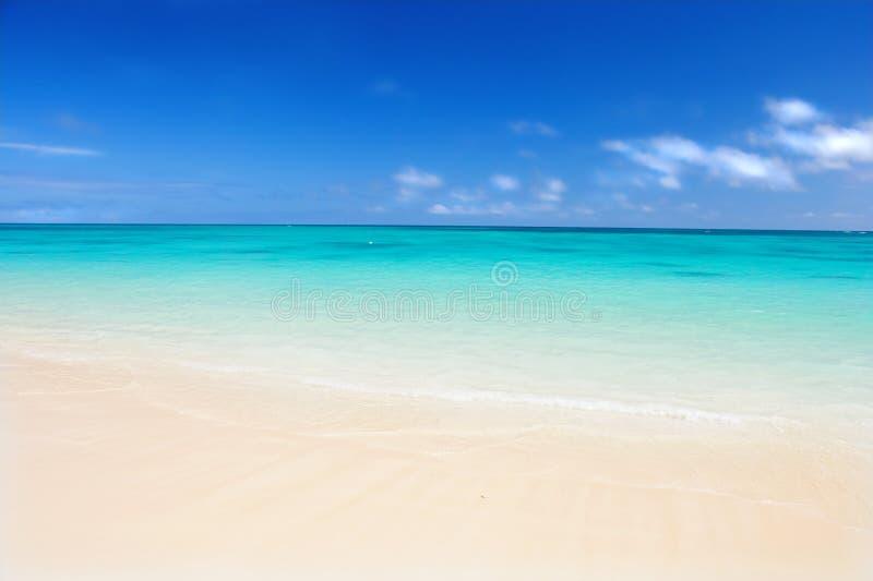 Lanikia Beach - Hawaii royalty free stock images