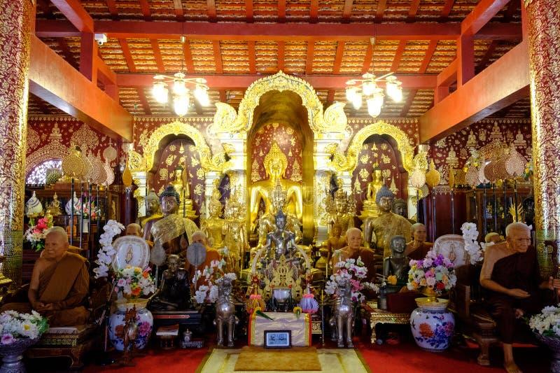 Lanka Tempelthailands Bangkok brihadishwara lizenzfreies stockbild