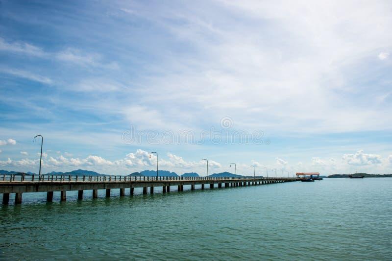 Lanta Tailandia del pilastro immagini stock