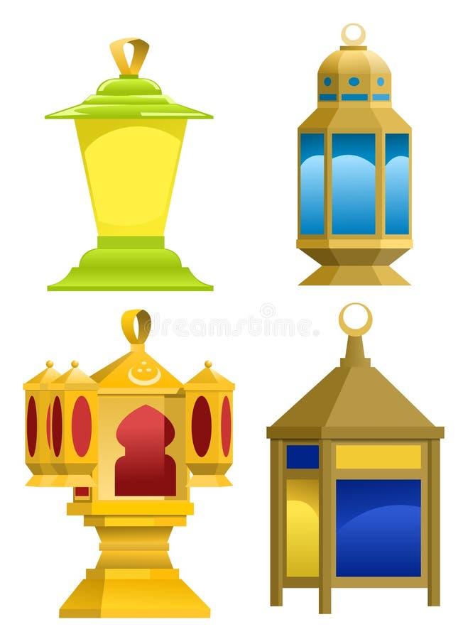 Lantaarns 1 van de Ramadan