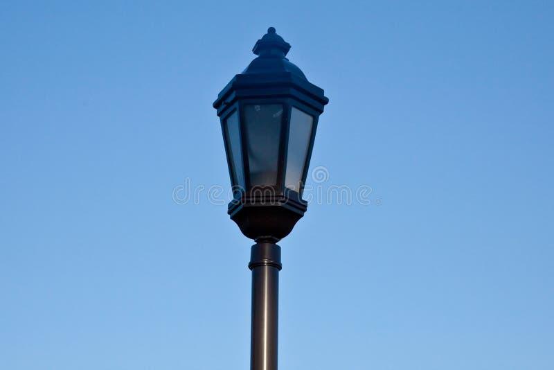 Download Lantern stock image. Image of blue, iron, lamp, decorative - 12172589