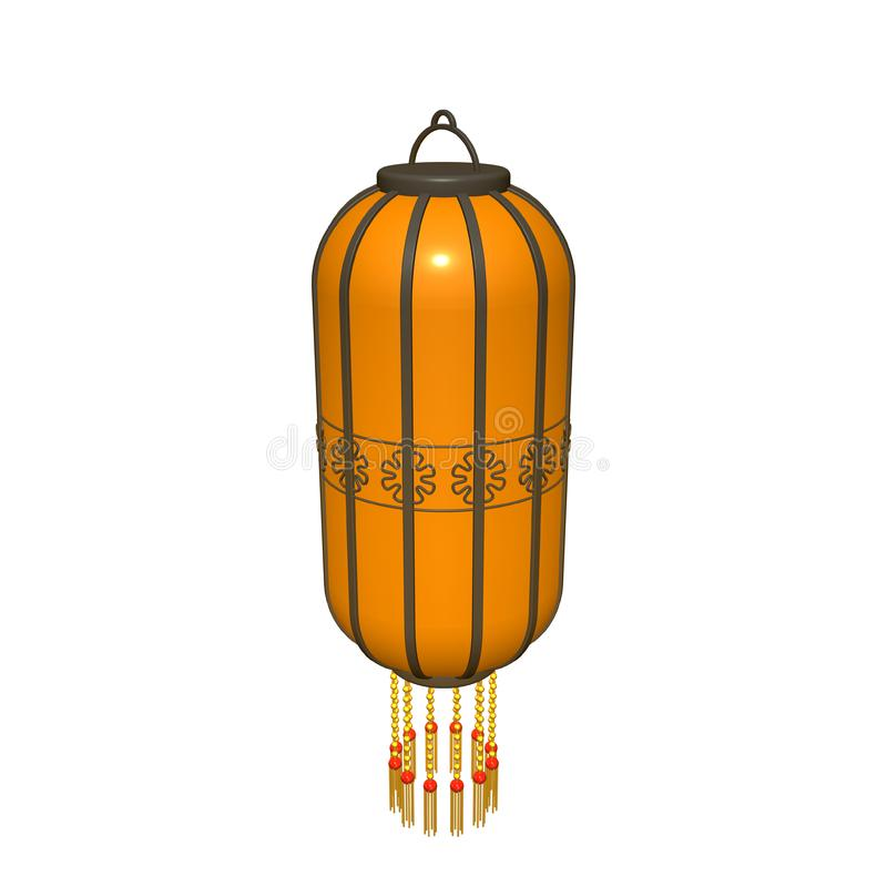 Download Lantern stock illustration. Illustration of lantern, light - 14989022