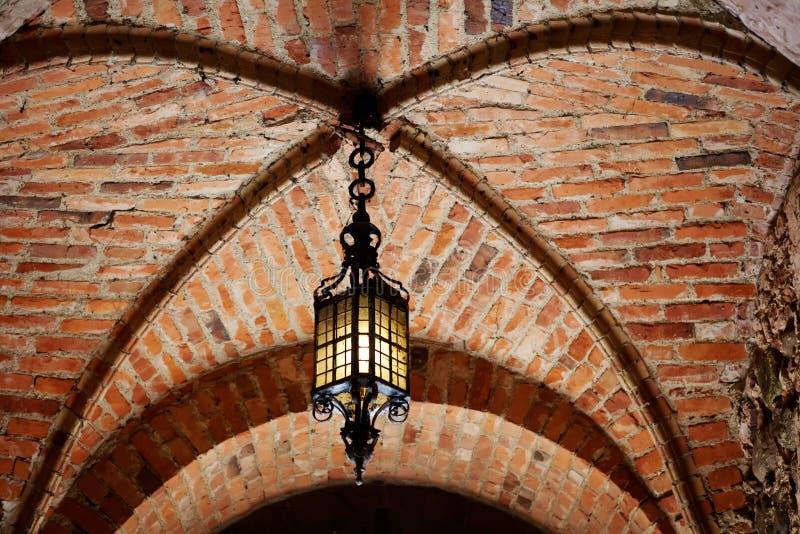 Download Lantern stock image. Image of brick, lamp, decor, history - 24627773